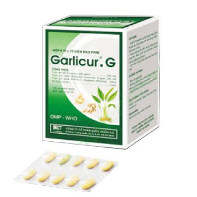 GARLICUR G