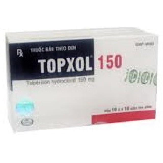 TOPXOL 150MG H/100 VIÊN