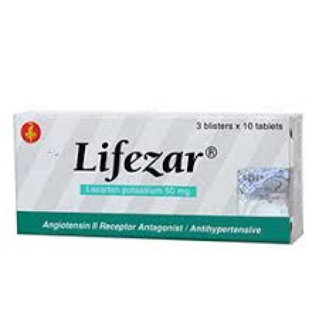 Lifezar 50mg H/30v