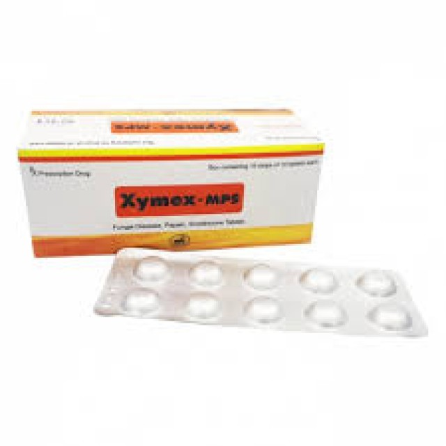 Xymex MPS Tablets H/100 v