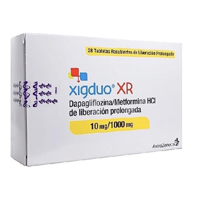 Xigduo XR 10mg/100g H/28 viên