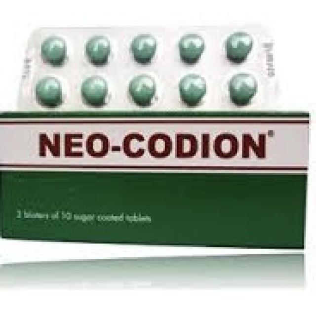 Neo-codion ( điều trị ho khan)