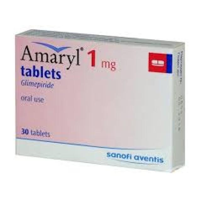 Amaryl 1mg H/30 v