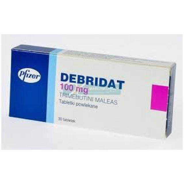 Debridat 100 mg H/30 v