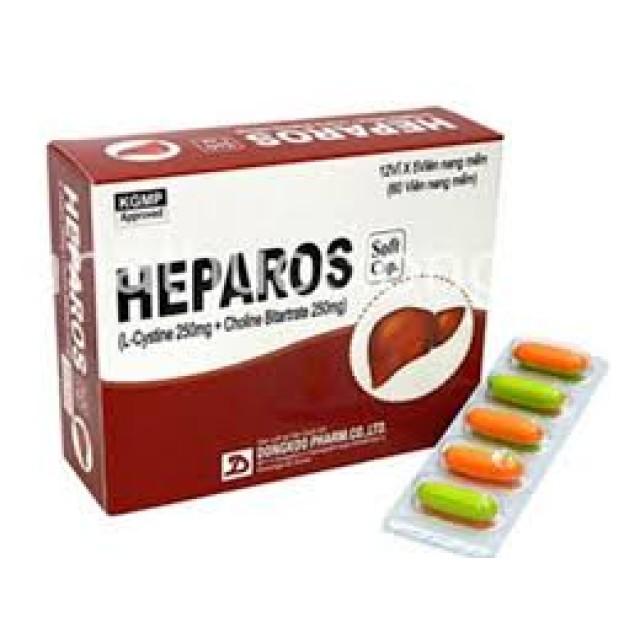 Heparos H 50 v