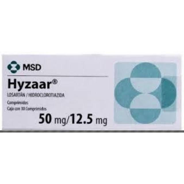 Hyzaar 50/12,5mg H/30 v