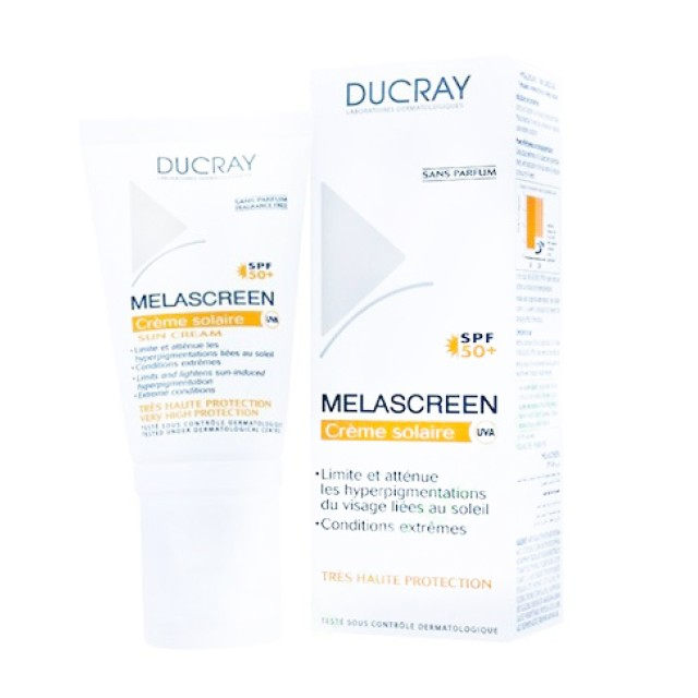 DUCRAY MELASCREEN SUN CREAM SPF50+ 40ML