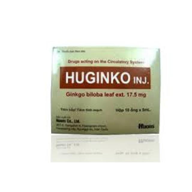 Huginko – Thuốc phòng ngừa và điều trị bệnh Alzheimer