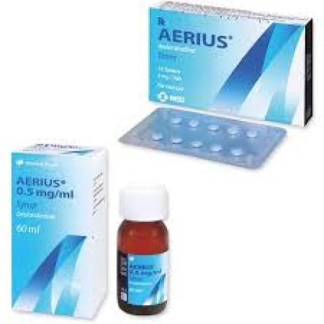 Aerius 5mg H/10v