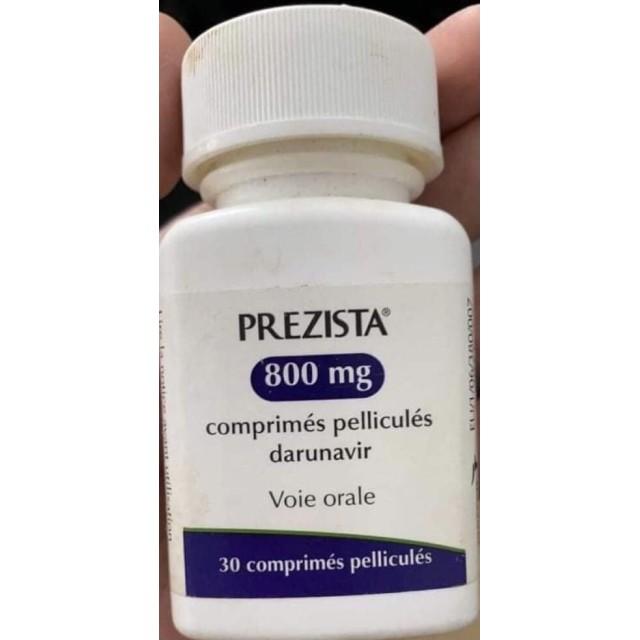Prezista 800 mg H/30 viên