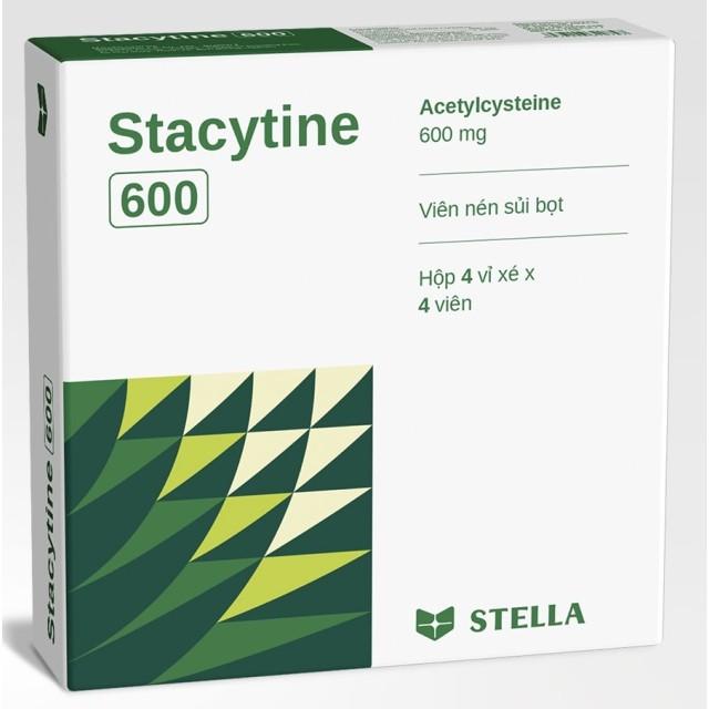 Stacytine 600 Stada H/16 viên
