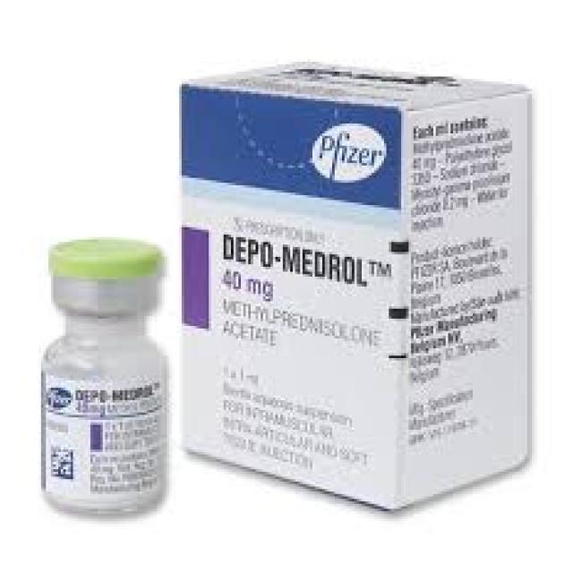 DEPO MEDROL 40MG/ML