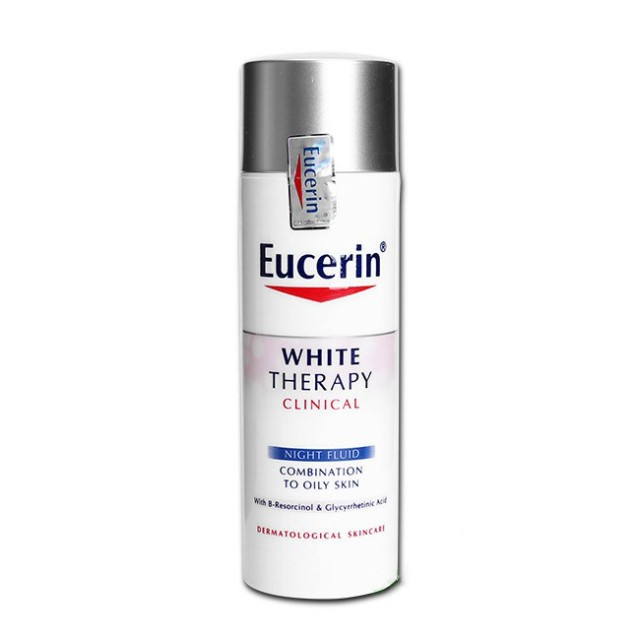 WHITE THERAPY NIGHT FLUID EUCERIN