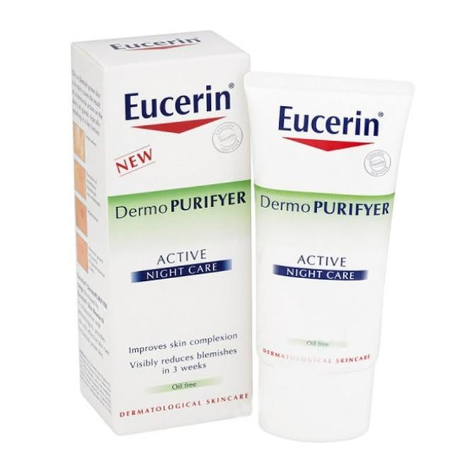 EUCERIN DERMO PURIFYER ACTIVE NIGHT CARE