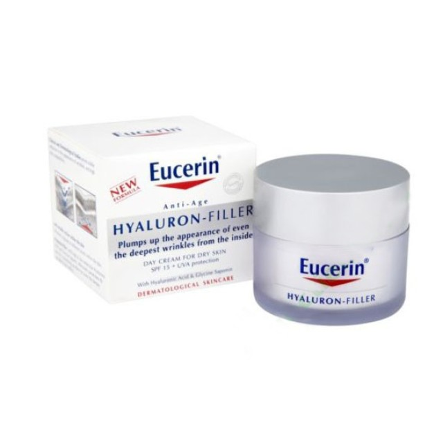 EUCRIN HYALURON DAY CREAM 50ML