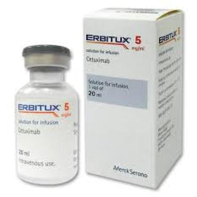 ERBITUX 5MG/ML 20ML