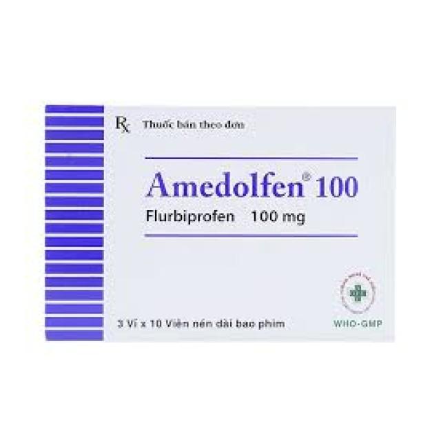 Amedolfen 100 mg H/