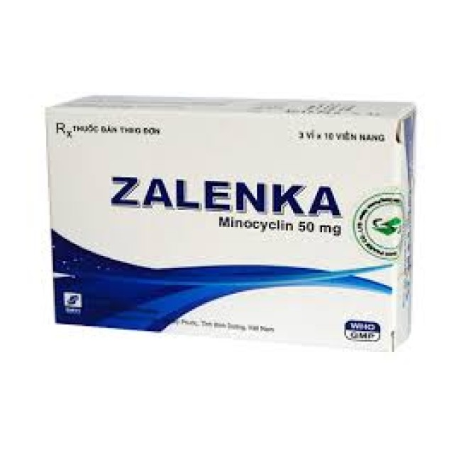 ZALENKA 50 mg H/30 v