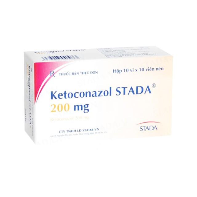 KETOCONAZOL 200 MG