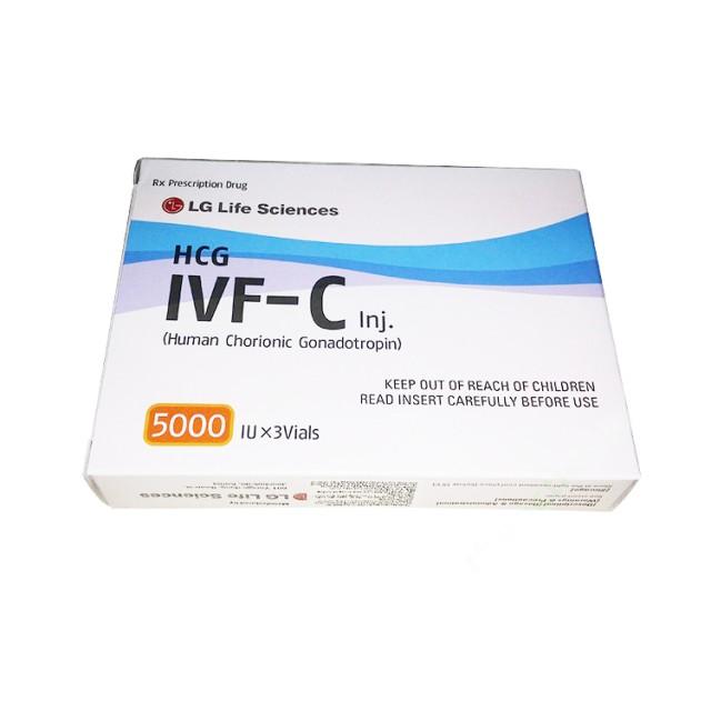 IVF-C INJ 5000IU