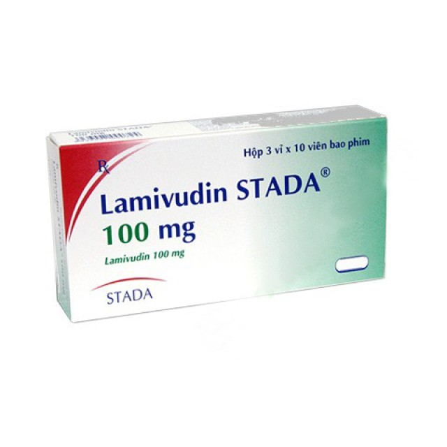 LAMIVUDIN STADA 100 MG