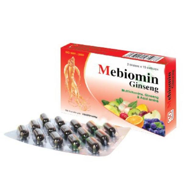 MEBIOMIN GINSENG