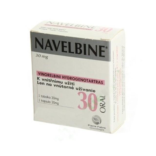 NAVELBINE 30MG B/1V