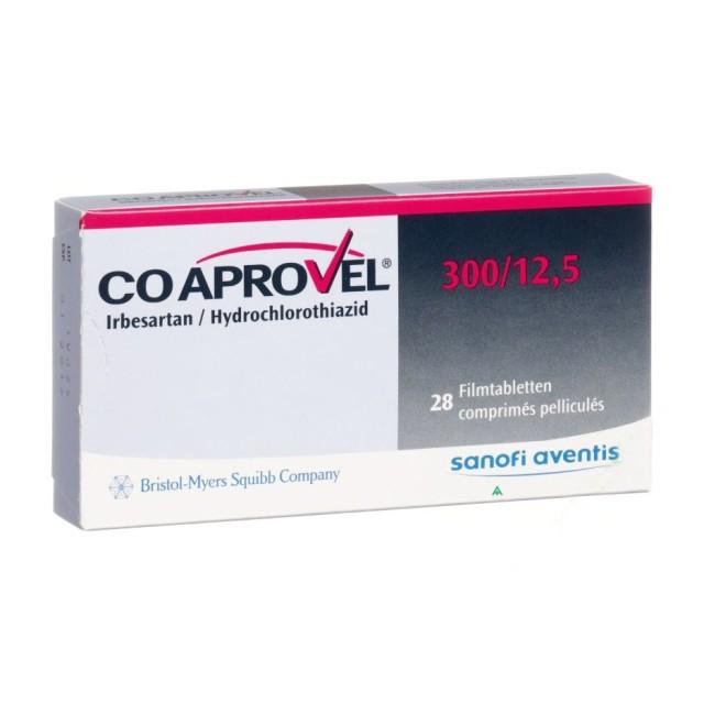 COAPROVEL 300MG/12.5MG H/28 v