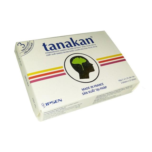 TANAKAN 40MG H/30 v