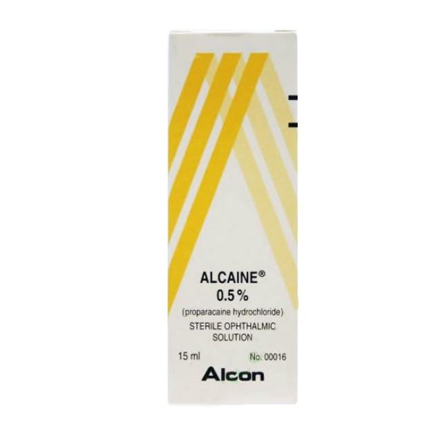 Thuốc nhỏ mắt Alcaine 0.5% 15ml