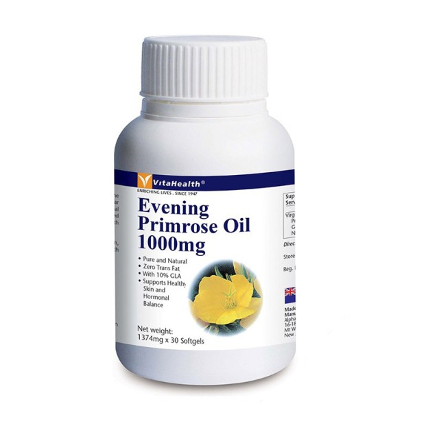VH EVENING PRIMROSE OIL 1000MG