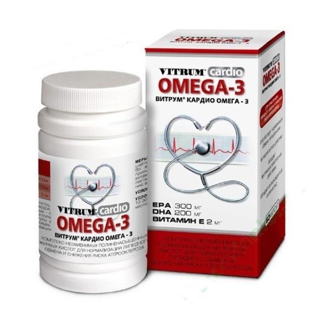 VITRUM OMEGA-3