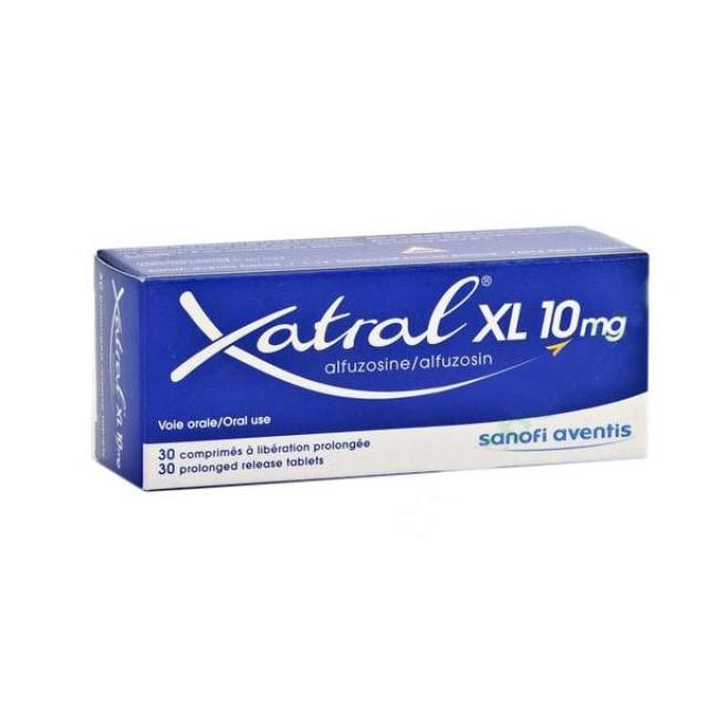 XATRAL XL 10MG H/30 v