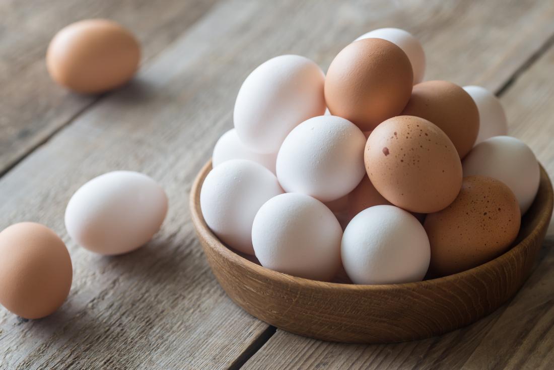 Dùng bao nhiêu quả trứng là đủ