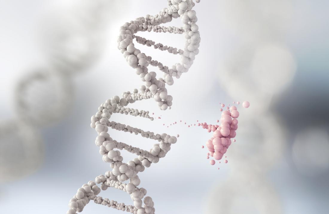 Ung thư: Ngay cả mô khỏe mạnh cũng 'bị thủng với đột biến'