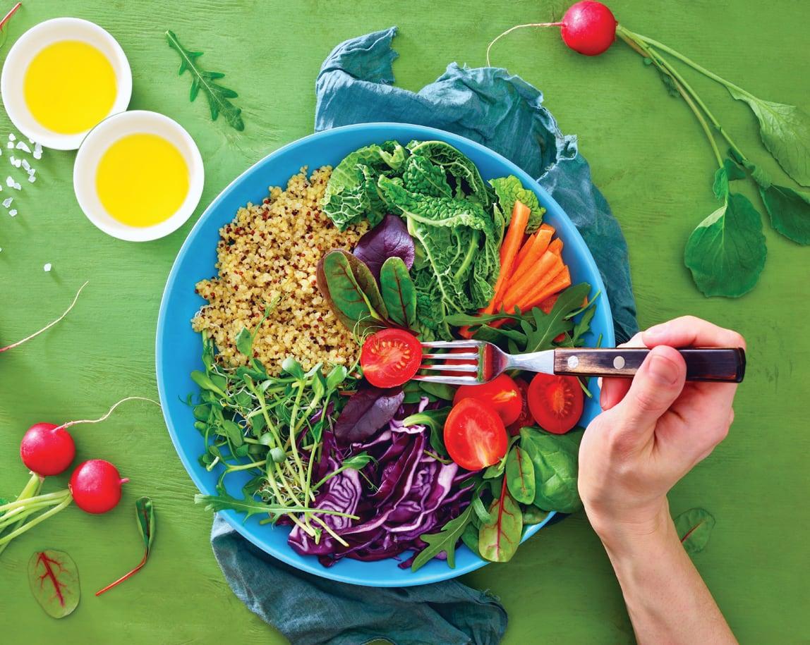Chế độ ăn chay và thuần chay