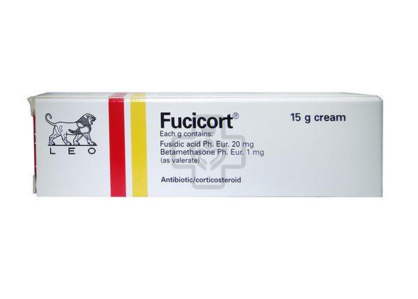 FUCICORT CREAM 15 g