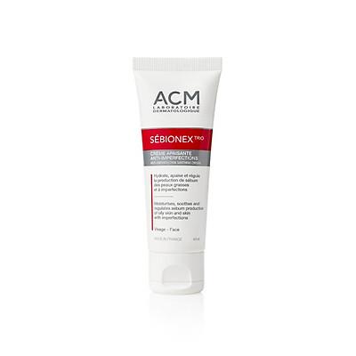 Sebionex Tri Anti-Imperfection Soothing Cream 40ml(Kem dưỡng giảm mụn mờ vết thâm)