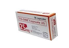 TS-ONE CAPSULE 25 MG H/56 VIÊN