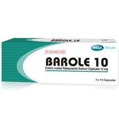 BAROLE 10 mg