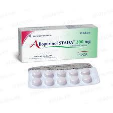 Allopurinol STADA® 300 mg H/30 v