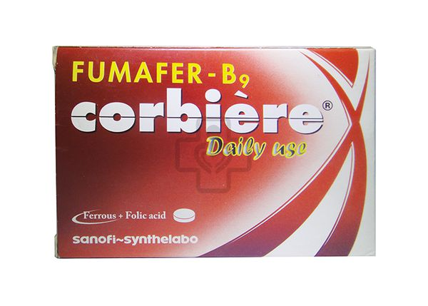FUMAFER B9 CORBIERE DAILY USE