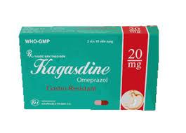 Kagasdine 20 mg H/20 viên Omeprazol