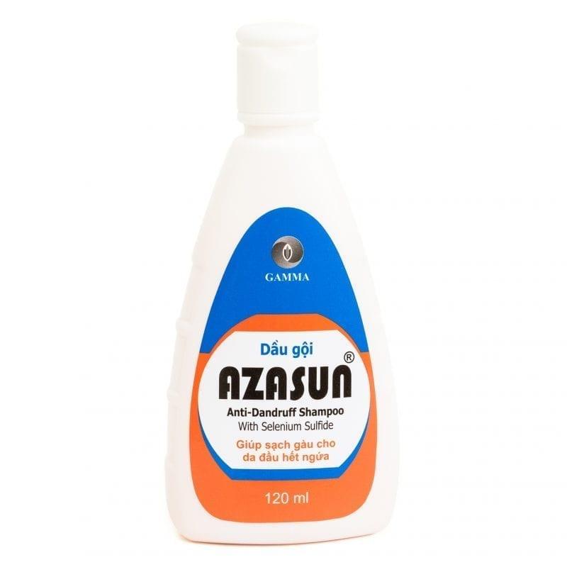 AZASUN Dầu gội trị nấm và gàu