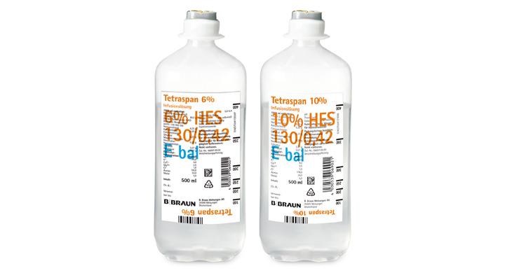 Tetraspan10% solution 500 ml thùng/10 chai
