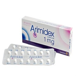 ARIMIDEX 1 mg