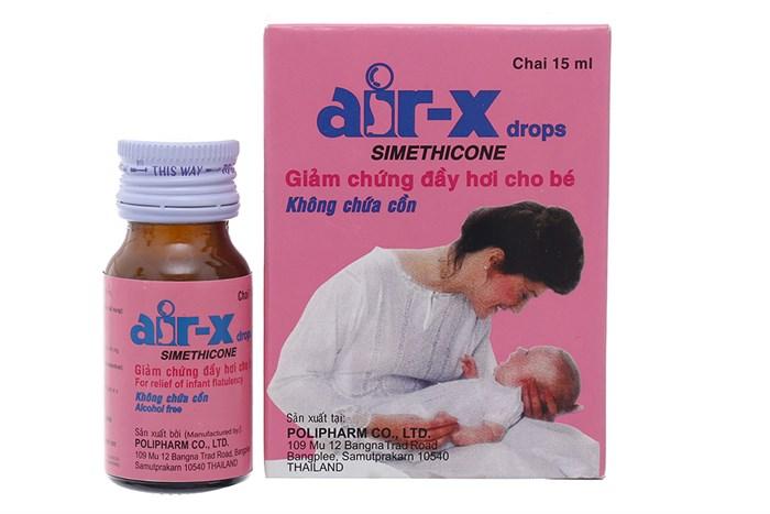 Air X Siro giọt 15ml ( Siro trị đầy hơi)