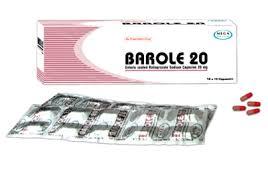 BAROLE 20 mg 30 V