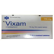 Vixam 75 mg H/30 viên