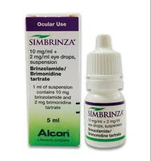 Simbrinza Thuốc nhỏ mắt